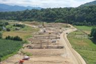 Lucrarile la o autostrada din Romania sunt in avans fata de graficul asumat