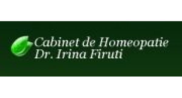 Cabinet de homeopatie dr. Irina Firuti