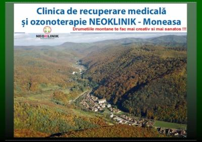 Ameliorare si Recuperare Medicala in Stari de Stress Prelungit la NeoKlinik in Statiunea Moneasa