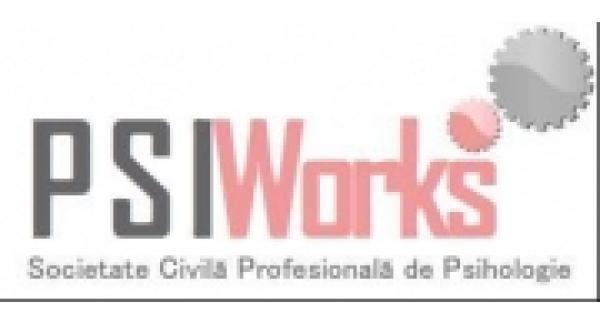 PSIWORKS - SOCIETATE CIVILA PROFESIONALA DE PSIHOLOGIE