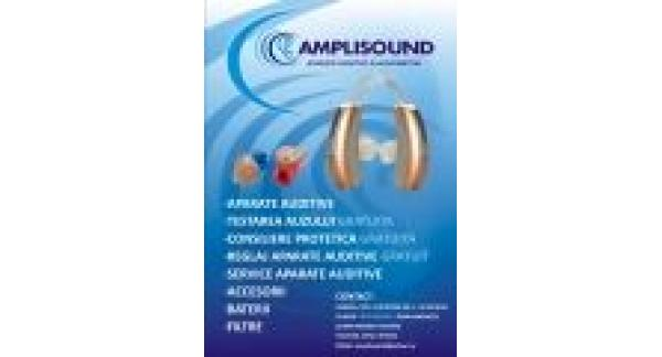 Amplisound aparate auditive
