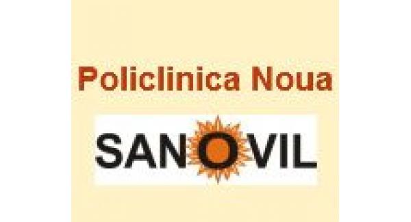 Policlinica Noua Sanovil Bistrita