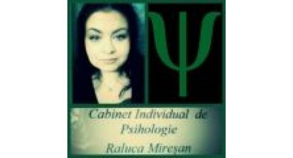 Raluca Miresan - Cabinet Individual de Psihologie