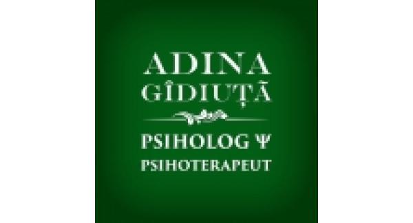 Adina Gîdiuță Psiholog Psihoterapeut