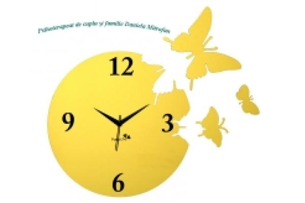Daniela Mitrofan-Cabinet individual de psihologie - panache-yellow-butterfly-aluminium-wall-clock-pan020.jpg