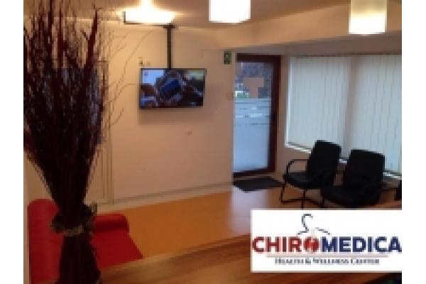 CHIROMEDICA Health & Wellness Center - receptie_5.jpg