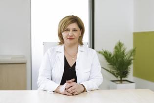Dr.Cristina Cazan, Medic primar psihiatrie