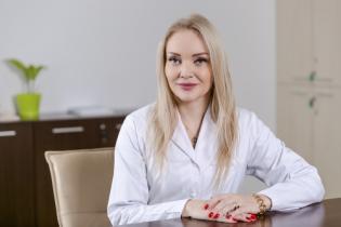 Asist Univ. Dr. Corina Burcut, Medic specialist medicină de familie - dermato-venerologie