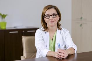 Dr.Carmen Liana Mocanu, Medic primar chirurgie ORL