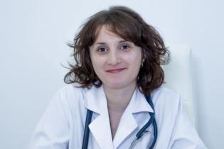 Dr.Cristina Voicu, Medic specialist medicină internă
