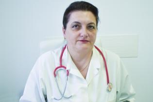 Conf. Univ. Dr. Doina Ecaterina Tofolean, Medic primar medicină internă și pneumologie