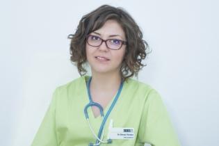 Dr.Roxana Dumbravă, Medic specialist anestezie şi terapie intensivă
