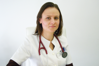 Dr.Elena Gălian, Medic specialist cardiologie