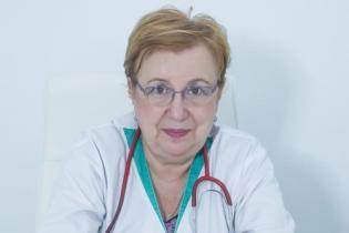 Prof. Univ. Dr. Elvira Craiu, Medic primar cardiologie