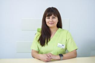Dr.Oana Emilia Apostoiu, Medic primar recuperare și reabilitare medicală