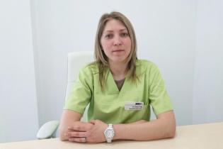 Dr.Tatiana Tulea, Medic specialist recuperare și reabilitare medicală