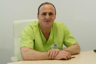 Dr.Mihai Gherghinoiu, Medic primar chirurgie generala