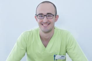 Dr.Mihai Hrițcu, Medic specialist chirurgie generală
