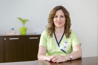 Dr.Alina Vîncă, Medic specialist chirurgie generală
