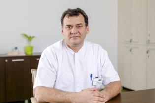 Dr.Paris Stamule, Medic primar chirurgie generală