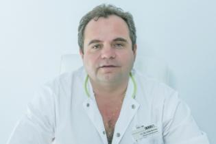 Ş.L. Univ. Dr. Nicolae Ciufu, Medic primar chirurgie generală