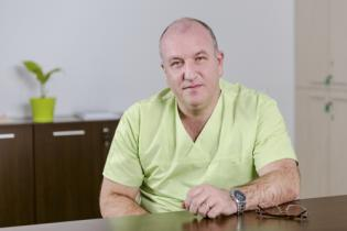 Dr.Constantin Sorin Crăciunaș, Medic primar neurochirurgie