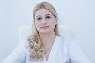 Dr.Alina Vieru, Medic specialist chirurgie generală