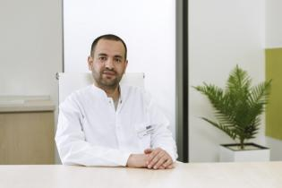 Dr.Shahin Iyad, Medic specialist chirurgie generală