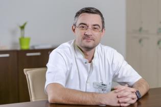 Dr.Ioan Bogdan Ghinguleac, Medic specialist neurochirurgie