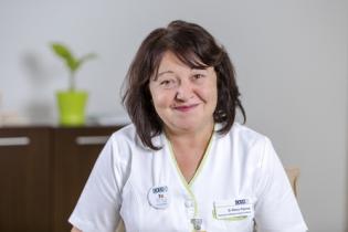 Dr.Monica Popescu, Medic primar radiologie și imagistică medicală