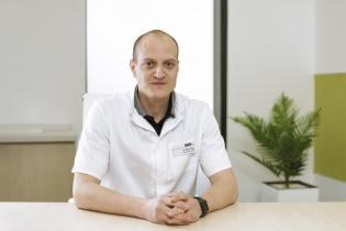 Dr.Dragoș Fășie, Medic specialist nefrologie