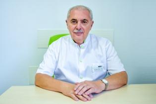 Dr.Nicolae Mihai Horia, Medic primar ortopedie - traumatologie