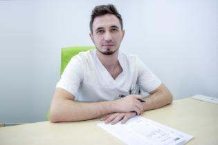 Dr.Mergeanu Ionuț Alin, Medic specialist ortopedie - traumatologie