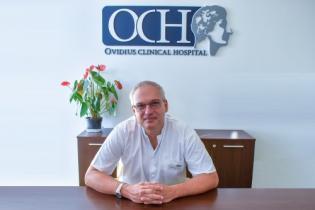 Conf. Univ. Dr. Coliță Andrei, Medic primar hematologie
