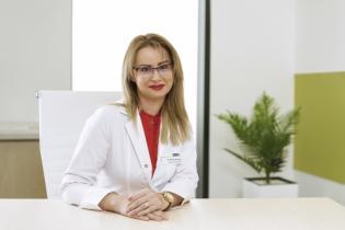 Dr.Burungiu Simona, Medic Specialist Endocrinologie