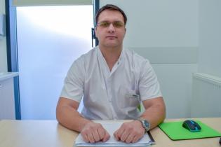 Dr.Preda Gabriel, Medic specialist gastroenterologie