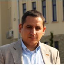 Fotografie Asist. univ. dr. Fragkos Athanasios