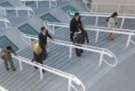 Urcatul si coboratul scarilor: beneficii si calorii arse
