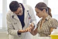 Ce boli ale pielii par contagioase, dar in realitate nu sunt