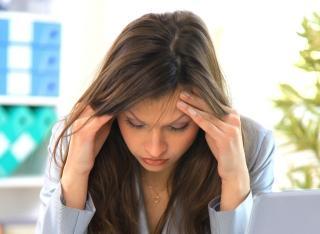 durere de cap severă și vedere încețoșată