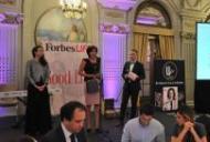 Clinica Infrafit are acum in palmares Premiul The Good Life Awards pentru reinventare in industria de WELLNESS, oferit de FORBES LIFE fondatoarei, Raluca Iliescu