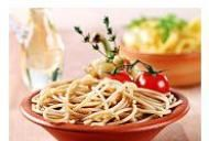 Spaghetele - informatii nutritionale
