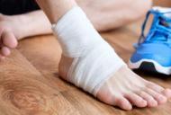 Leziunile piciorului - sindromul cuboid
