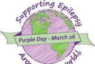 Marcam pentru prima data si in Romania Ziua Mondiala a Epilepsiei - Purple Day